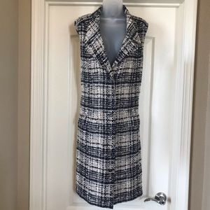 Chanel jacket overcoat sweater STUNNING Size 10-12